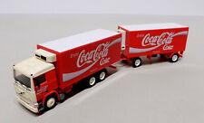 Albedo / Herpa Volvo Kofferhängerzug Coca Cola 1/87