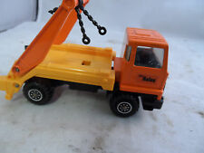 1977 Matchbox Super Kings Hales Skip Truck