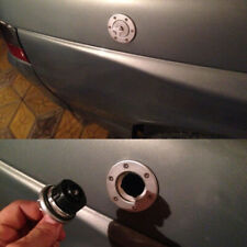 Billet Aluminum Aircraft Style Fuel Cell Gas Cap w/ 6 Hole Anodized Flush Mount