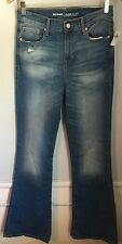 Women's Old Navy High Rise Flare Jeans Size 4 NWT