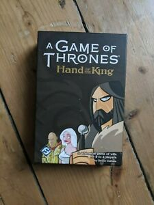 A Game Of Thrones: Hand Of the King board game