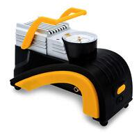 Portable Car Van Air Compressor Compact 12V Electric Mini Tire Inflator Pump
