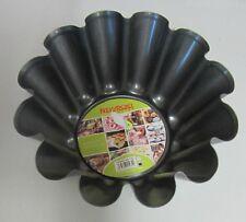 Stampo forno antiaderente forma fiore altezza 10 cm per torte e dolci ø 24 cm