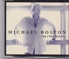 Michael Bolton-Only A Woman Like You Promo cd maxi single