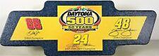 NASCAR 50 Years Daytona 500 Action Racing 4 Car Set Dale Jr, Gordon, & Johnson