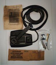 Quicksilver Schaltbox Commander 2000 Mercury / Mariner 18 - 25 PS Outboard
