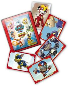 PANINI Paw Patrol Mighty Pups ☆ Single Stickers ☆ (2020)  20 for £1