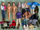 Barbie Ken Doll & Clothing Lot Shaving Fun Ken Fashion Avenue Fashion Fever