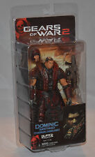 New! NECA Dominic Santiago (Theron Disguise) Figure GEARS OF WAR Series 1 I 2 3