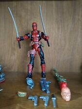 Marvel Legends Deadpool Juggernaut series Figure. READ THE DESCRIPTION PLEASE
