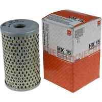 Original MAHLE / KNECHT Hydraulikfilter für Automatikgetriebe HX 15