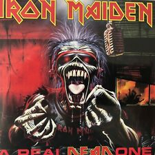 Iron Maiden - A Real Dead One(CD mini LP), Sactuary Ltd./ CK86036