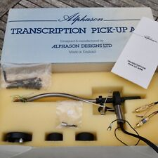 Alphason Xenon MCS transcription tonearm