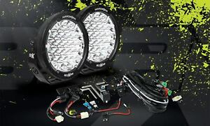 """Hard Korr BZR-X Series 8.5"""" (215mm) LED Driving Lights (Pair) Hard Korr"""