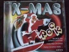 X-Mas Rock Goombay Dance Band, Mud, Dana, Edison Lighthouse, Imagination.. [CD]