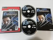 X-MEN 2 LA VENGANZA DE LOBEZNO MARVEL ACTIVISION - JUEGO PC 2 X CD-ROM ESPAÑOL