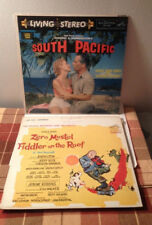 2 Records 1 The Movie Soundtrack of South Pacific, Fiddler on the Roof