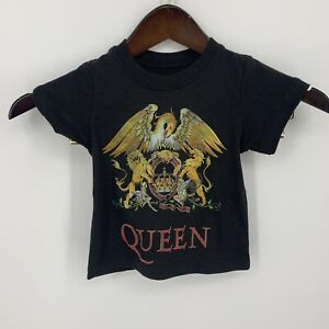 """Queen Freddie Mercury """"Another One Bites"""" T-Shirt Size Large Official Merch Band"""