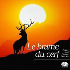 CD Biosphère - Collection Pure nature – Le brame du cerf / IMPORT