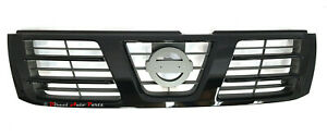 *NEW* TOP FRONT GRILLE (GENUINE) for NISSAN PATROL GU Y61 WAGON DX ST 2001-2004