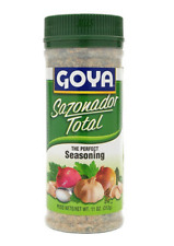 GOYA SAZONADOR TOTAL- THE  PERFECT SEASONING 11 OZ.