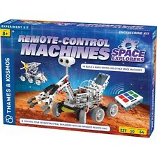 Remote-control Machines Space Explorers 10 Model Engineering Kit Science
