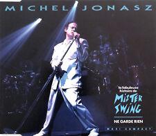 Michel Jonasz Maxi CD La Fabuleuse Histoire De Mister Swing - France (M/EX+)