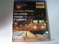 **c Rail Passion n°89 Tribulations rhônalpines des Z 5300 , V 2N et Z 2N