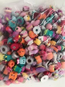 20X Girls Kids Child popular toy SHOPKINS Cake Toppers Decor Toys Collection