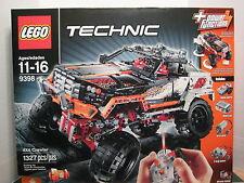 Lego Technic  #9398 4 X 4 Crawler Power Stearing Remote Control