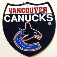 NHL Interstate Sign, Vancouver Canucks, NEW