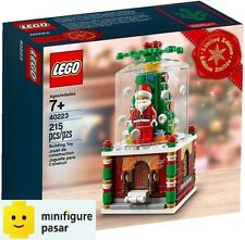 Lego Holiday Christmas Special 40223 - Snow Globe Limited Edition - New MISB