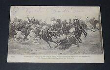 CPA 1914 GUERRE 14-18 PATRIOTIQUE ARRAS NOS DRAGONS CHARGENT LES HUSSARDS