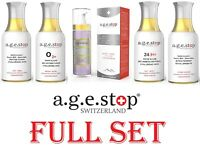 A.G.E Stop Switzerland Anti-Ageing, Anti-Wrinkle, Face Lift, Oxygen Mask Serum