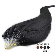 50-100-150-200 Extensions De Cheveux Pose A Froid Naturels Remy 53-60CM 0,5G
