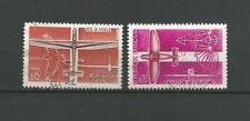 France 1962 aviation légère & sportive Y&TN°1340 & 1341 2 timbre oblitéré /T6816