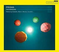 Prisma - The Seasons Works By Castello Marini Merula Uccelini [CD]