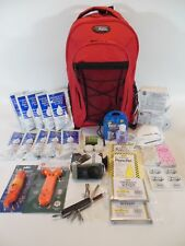 3 DAY Emergency Survival Kit 2 Persons Disaster Evacuation Zombie2 Bug out Bag