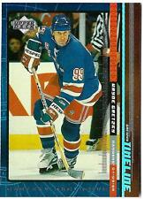 WAYNE GRETZKY 1999-00 Upper Deck Gretzky Exclusive - card # 27 (ex-mt)