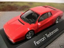 1/43 Herpa Ferrari Testarossa rot 17,99 STATT 30 € SONDERPREIS 010306