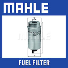 Mahle Fuel Filter KC116 - Fits Ford Transit 2.4DI 2000- - Genuine Part