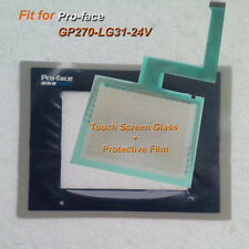for Pro-face GP270-LG31-24V Touch Screen Glass + Protective Film