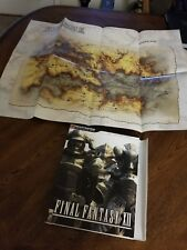 Final Fantasy Xii Brady Games Limited Edition Guide Book w/ map