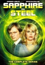 Sapphire and Steel Complete Series 0826663142303 DVD Region 1