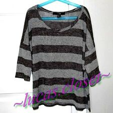 FOREVER 21 cute S oversize knit top  sweater