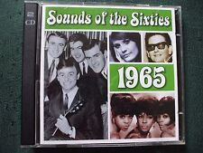 Time Life Sounds Of The Sixties 1965 Double CD.Discs In Excellent Condition