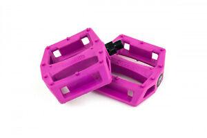 Mission BMX Impulse PC Pedals - Pink