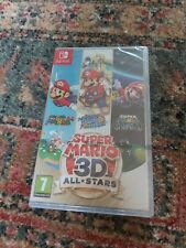 Super Mario 3D All Stars (Nintendo Switch) New & Sealed