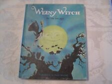 Weeny Witch by Ida DeLage Illustrations Kelly Oechsli Ex-library Good Vintage
