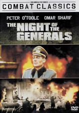 THE NIGHT OF THE GENERALS (COMBAT CLASSICS) (DVD)